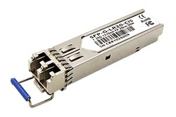 SFP modul 1000Base-LX, 2x LC, single mode, 1310nm, Cisco kompatibilní, 20km (SFP-G-LR20-CIS)