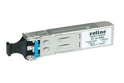 SFP modul 1000Base-SX, 2x LC, Single Mode, 1310nm, 20km