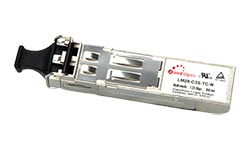 SFP modul 1000BaseT-SX, 2x LC, multi mode, 850nm, 550m